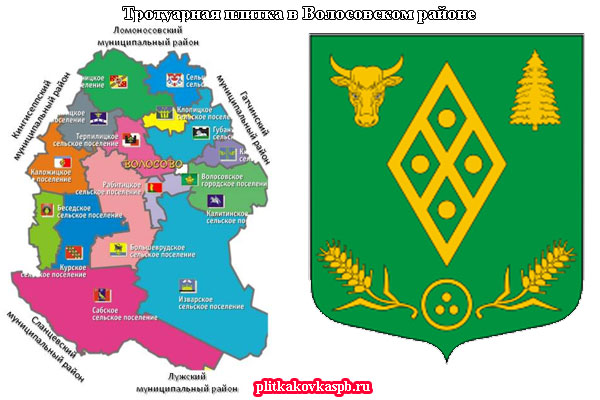 Благоустройство: мы обслуживаем все населённые пункты Волосовского района