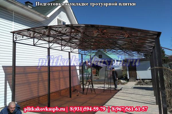 Сварочные работы в Ленинградской области
