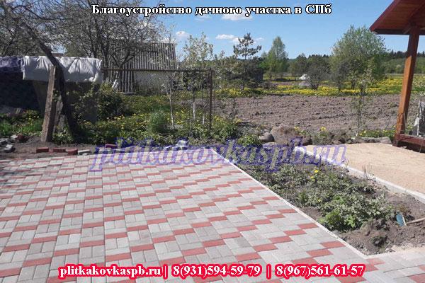 Укладка Брусчатки в Кировске