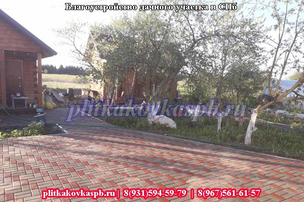 Производство тротуарной плитки в Ленинградской области